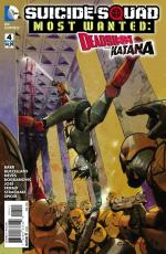 new 52 suicide squad most wanted deadshot and katana 04