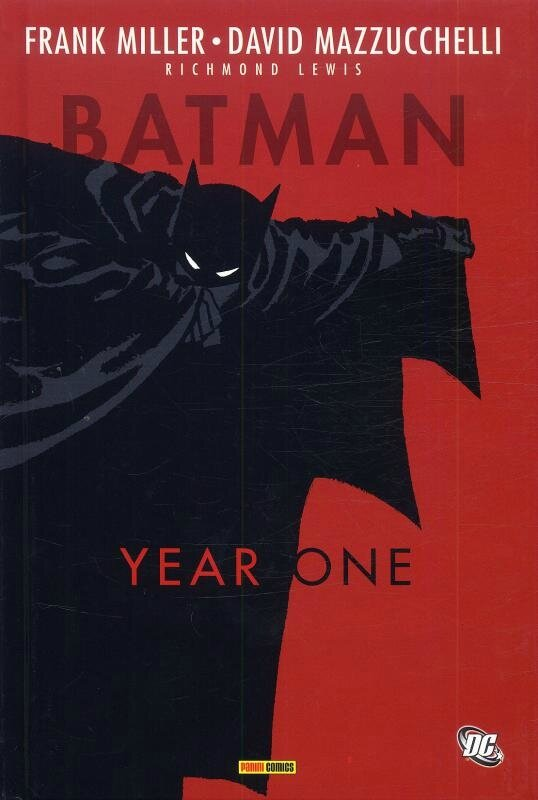 panini batman year one