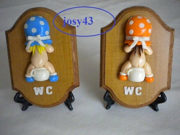 plaques wc2 b