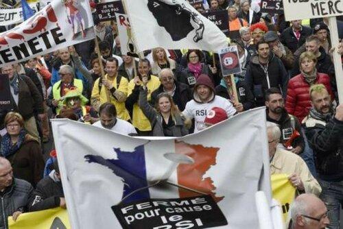 RSI Manif Paris 9 mars 2015