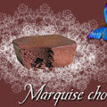 250 g de chocolat noir 150 g de beurre 6 œufs 100