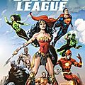 Urban dc justice league rebirth