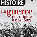 SH : La guerre des origines  nos jours