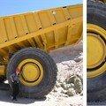Depuis le desert...des mines et du cuivre