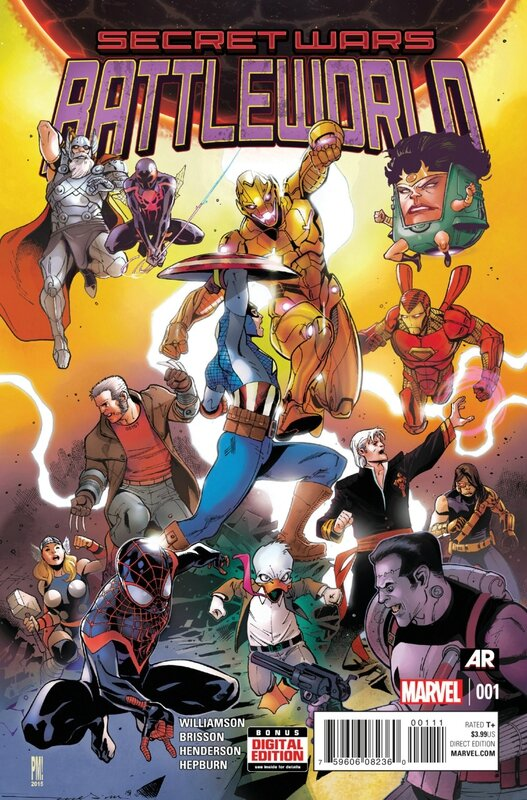 secret wars battleworld 1