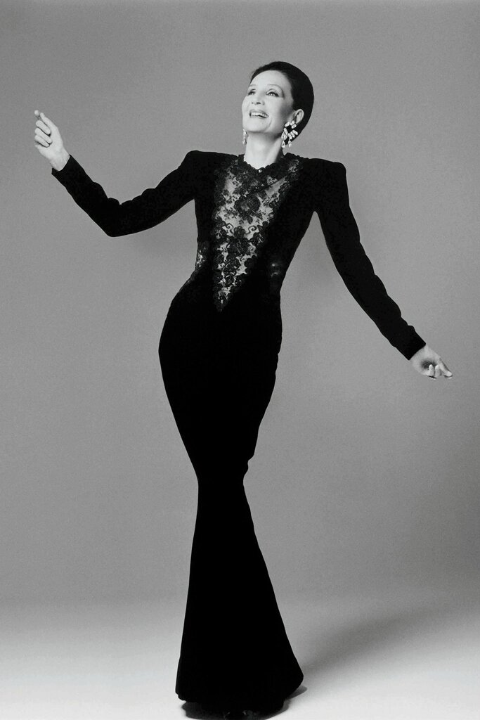 Costume Institute's fall exhibition to focus on fashion icon Jacqueline de Ribes