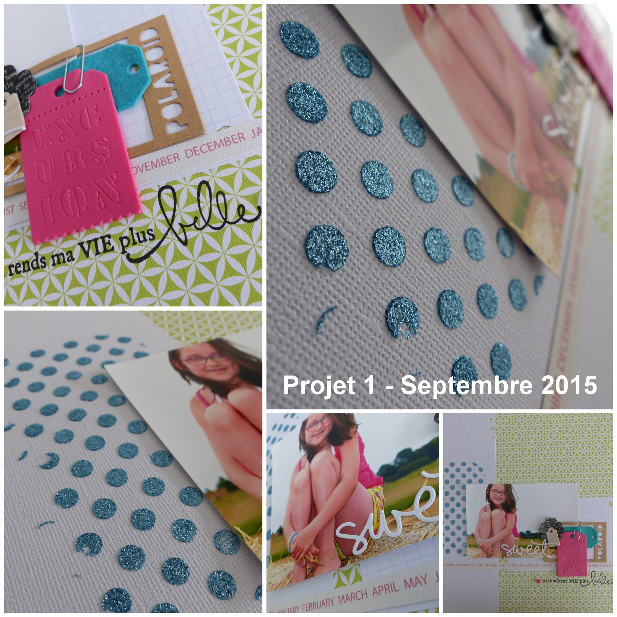 { Projet#1 - Sept 2015 - Page }