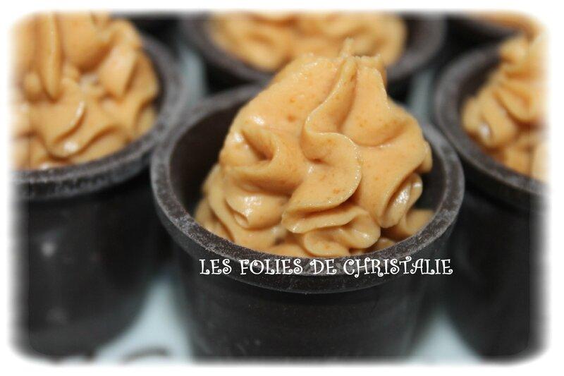 Mousse caramel au beurre salé 9