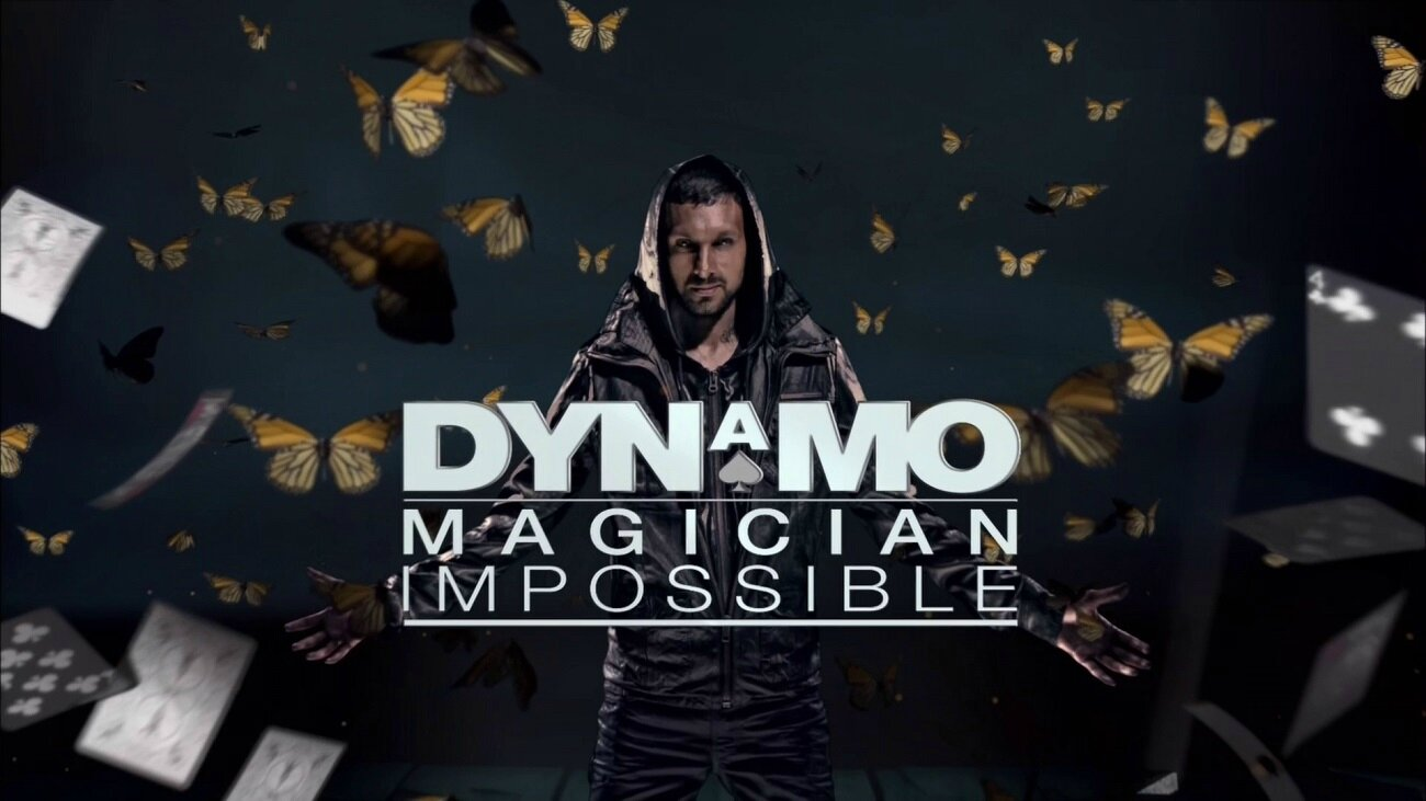 Dynamo Performs His tricks thanks to Jinns/Demons