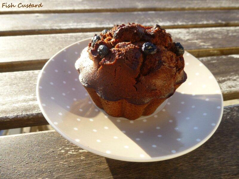 Muffins aux pépites de chocolat (24)