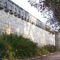 Rempart, site de Blossac