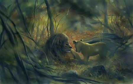 lion_king_concept_art_color_key_10