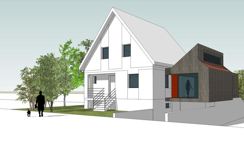 extension maison individuelle wolfisheim fr swa. Black Bedroom Furniture Sets. Home Design Ideas