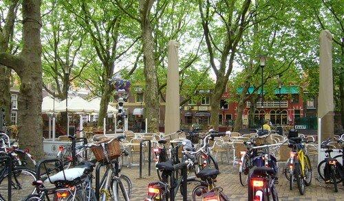 Delft - Marché à la viande