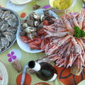 Portes ouvertes... aux fruits de mer!...