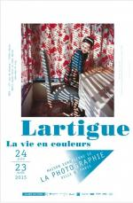 Lartigue 2015 Paris MEP affiche