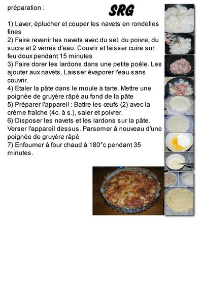 tarte aux navets (page 2)