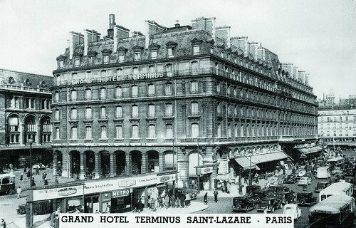 Hôtel St Lazare
