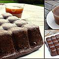Moelleux au chocolat et lait ribot