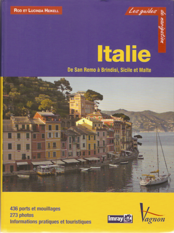 Couverture guide Italie