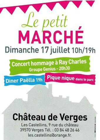Marché Verges