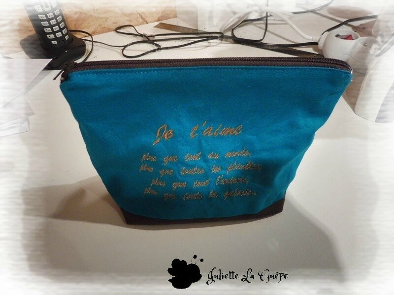 trousse maquillage val mac