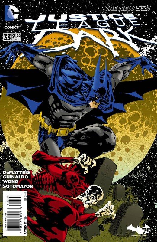 justice league dark 33 jones variant