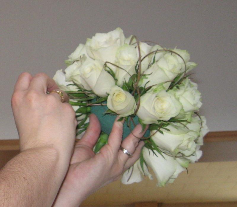Comment Faire Un Bouquet De Mariee