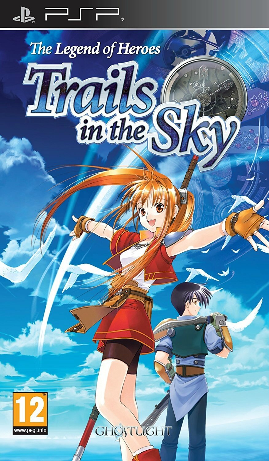 Test : The Legend of Heroes - Trails in the Sky