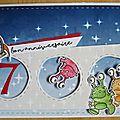 Carte d'anniversaire pour lucas : 7 ans ...