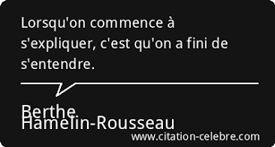 Citation Berthe Hammelin Rousseau