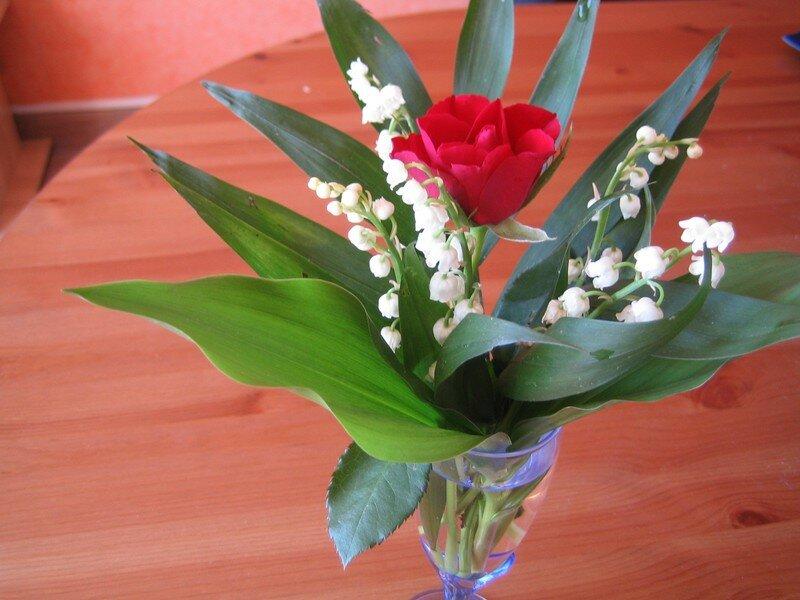 Mon brin de muguet la maison du bonheur - Photos de bouquet de muguet ...