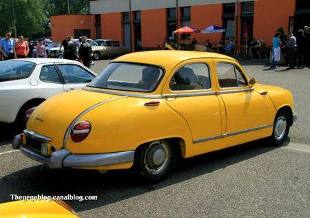 Panhard dyna Z luxe (1956-1959)(Rencontre de véhicules anciens à Achenheim) 02