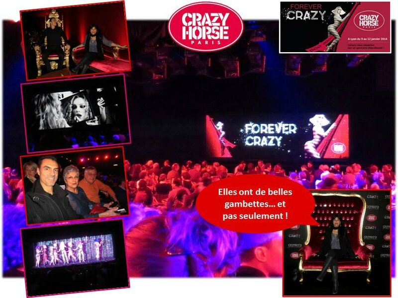 crazy horse paris 1