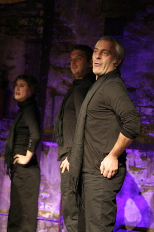 Quintet du 16 novembre 2008 - © Philippe Bours
