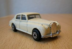 Rolls-Royce silver cloud 01 -Matchbox- (1985)