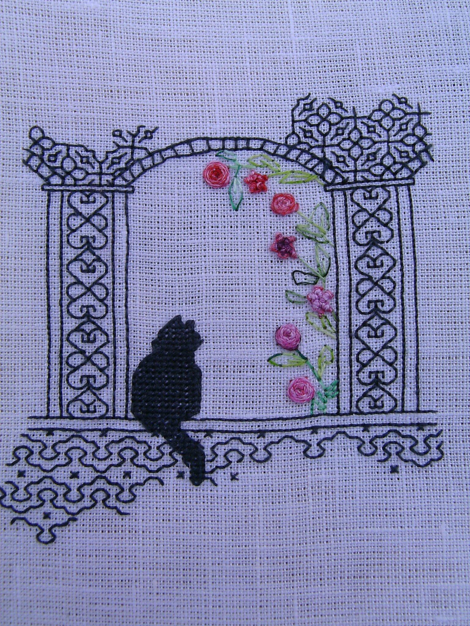D'autres chats à la fenêtre