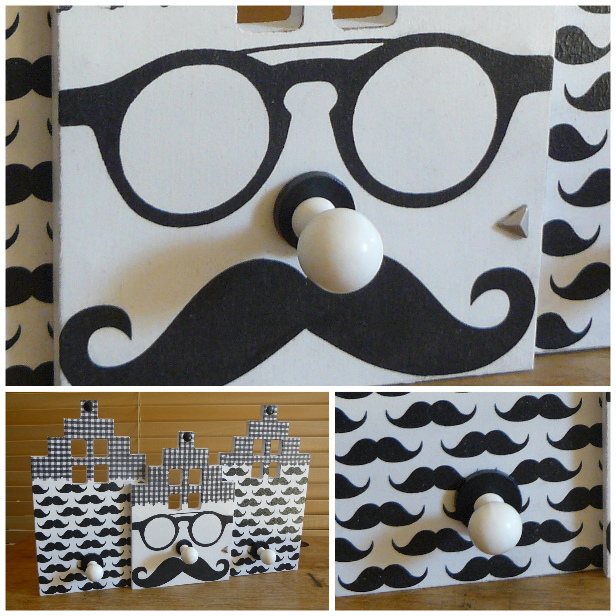 Monsieur Moustache !!! ...