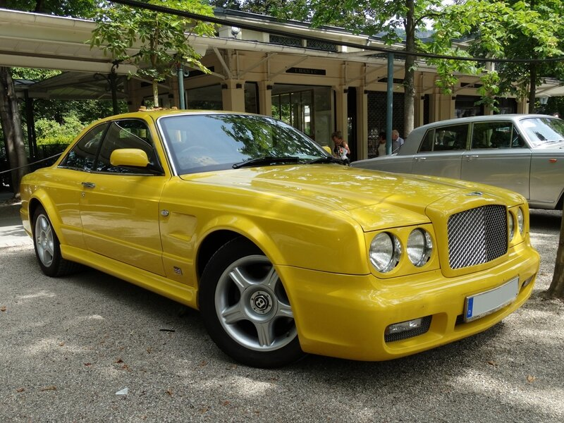 BENTLEY Continental T Personal Commission 2000 Baden Baden (1)