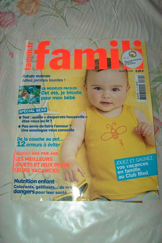mag famili août 2006