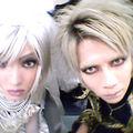 With Juka. Taken on Kaya's Mixi. Node of Scherzo's Outfit.