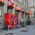 Montréal, un ville qui bouge !