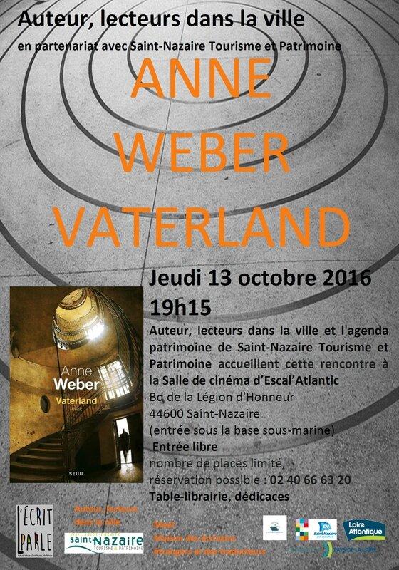 affiche Weber 3