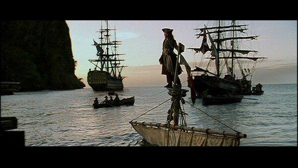Retenez ce jour comme celui ou vous avez faillis capturer - Bateau jack et les pirates ...