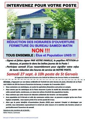 Appel pour la Poste de St Gervais 22-09-14 copie