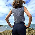 Nadine & tap shorts (4)