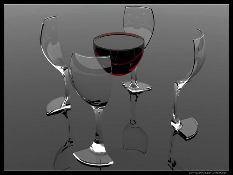 L'éclat du vin