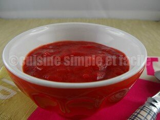 compote rhubarbe fraise 04