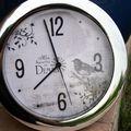 horloge - 15 juillet 2010