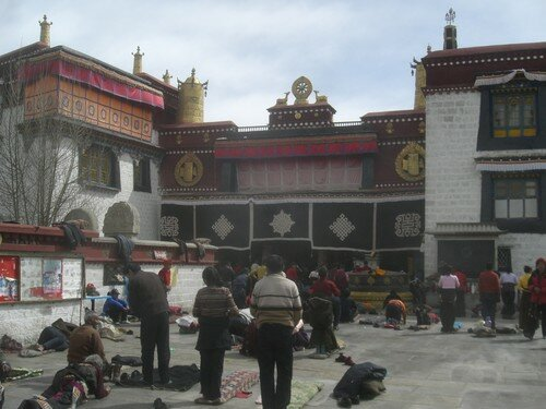 Joghang, Lhassa